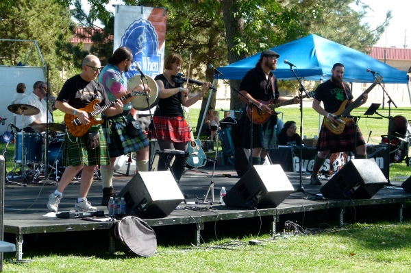 Guess When Celtic Rock - Treasure Valley Celtic Festival 2015