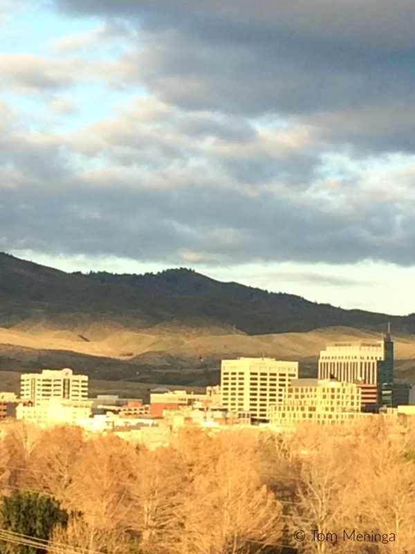 downtown boise, crescent rim, Tom Meninga